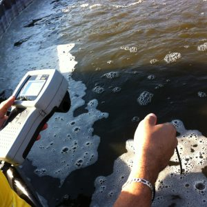 Multiparámetro en tecnología biofloc