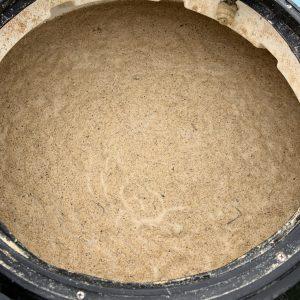 Preparación de fermento de arroz. Bioaquafloc